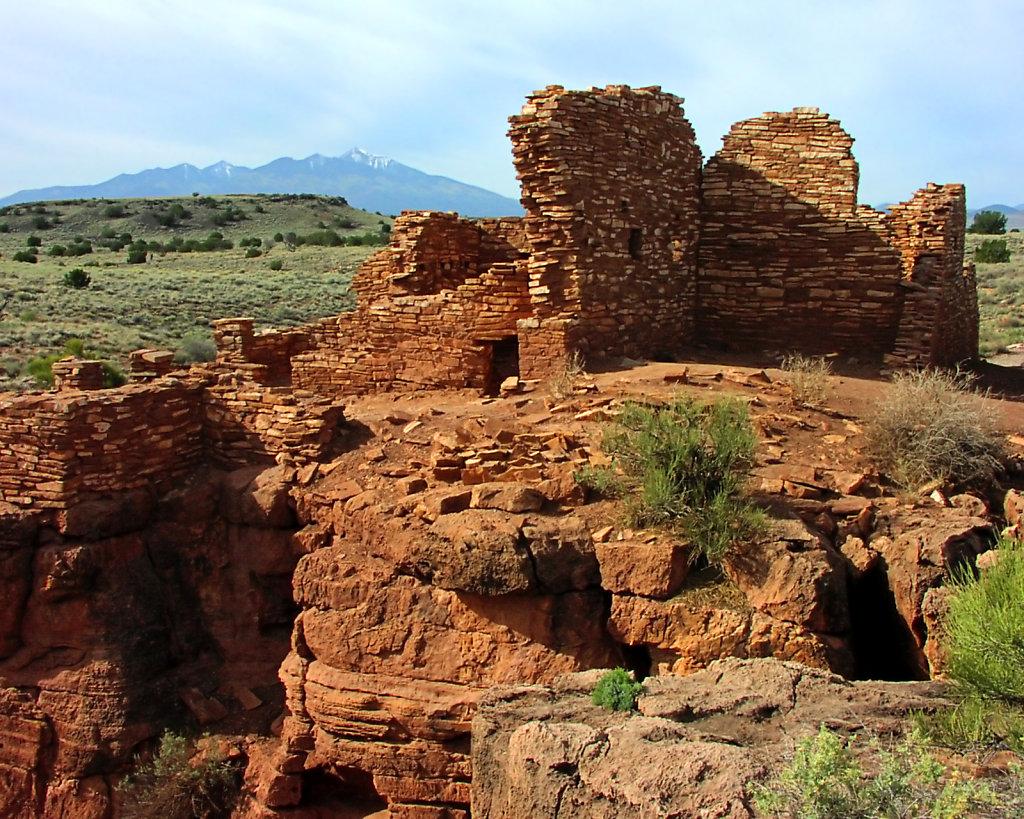 Intriguing Ruins