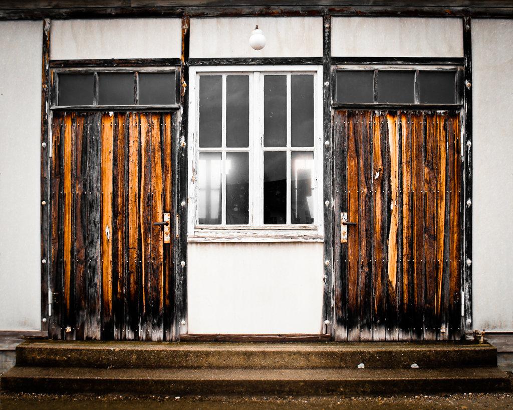 Doors of Dachau